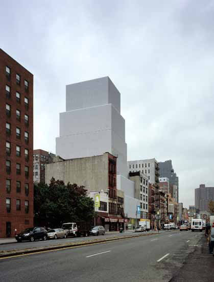 New Museum of Contemporary Art, New York, New York, 2007