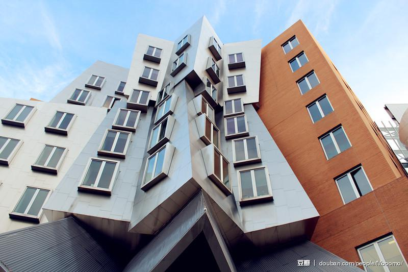 Ray and Maria Stata Center, MIT, Boston, Frank Gehry
