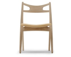 Wegner Sawbuck Chair-代号CH29