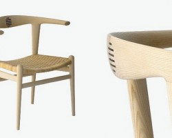 Wegner Bull Chair,代号PP518