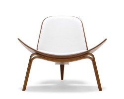 Wegner Shell Chair,代号CH07